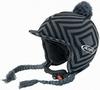Шлем горнолыжный Alpina Beanie black/grey - фото 2