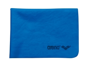 arena Полотенце-губка Arena Body Dry II синее 95214-20