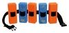 Пояс поплавок Arena Flotation Belt Jr 2 оранжево-синий - фото 1
