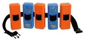Пояс поплавок Arena Flotation Belt Jr 2 оранжево-синий