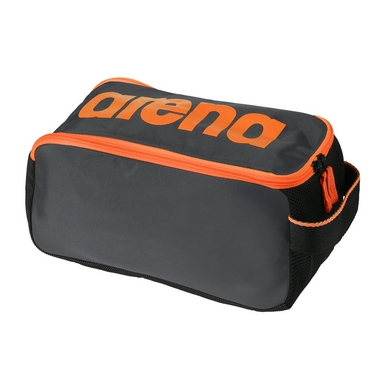 Сумка для обуви Arena Spiky 2 Shoe Bag черно-оранжевая