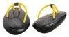 Лопатки для плавания Finis Pt Paddles черные - фото 1