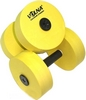 Гантели для аква-аэробики Volna Aqua-Dumblers желтые - фото 1