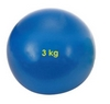 Мяч медицинский (медбол) Pro Supra 3 кг синий - фото 1