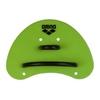 Лопатки для плавания (ласты для рук) Arena Elite Finger Paddle lime - фото 1