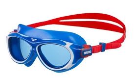 Фото 1 к товару Маска для плавания детская Arena Oblo JR blue