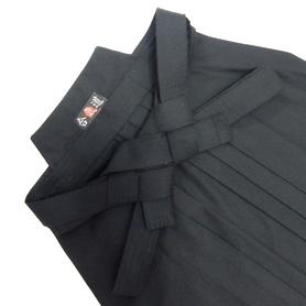Фото 2 к товару Хакама смесовая черная