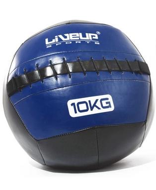 Мяч для кроссфита Live Up Wall Ball 10 кг