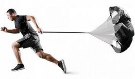 Парашют для бега Live Up Speed Chute