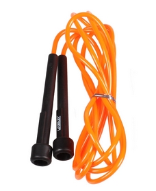 Скакалка Live Up PVC Jump Rope LS3115 оранжевая