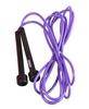 Скакалка Live Up PVC Jump Rope LS3115 фиолетовая - фото 1