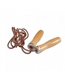 Скакалка кожаная скоростная Live Up Jump Rope Leather LS3121