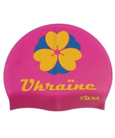 Шапочка для плавания Volna Kvitka Cap pink