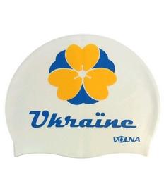 Шапочка для плавания Volna Kvitka Cap white