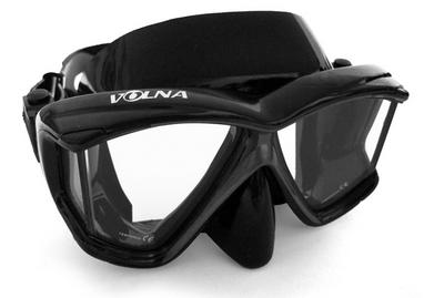Маска для плавания Volna Sudak Black