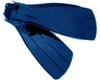 Ласты с открытой пяткой Volna Mitridat Trans.Blue - фото 1