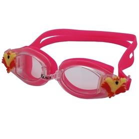 Очки для плавания Volna UZH Kids розовые