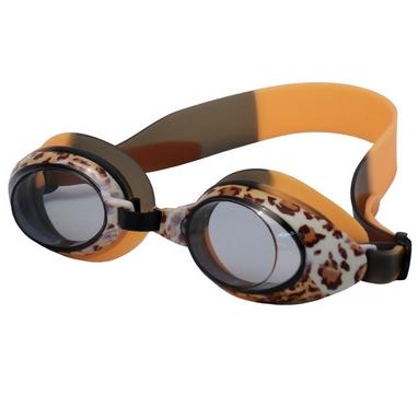 Очки для плавания детские Volna Marta оранжевые