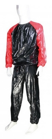 live up Костюм-сауна Live Up PVC Sauna Suit - S/M LS3034-SM