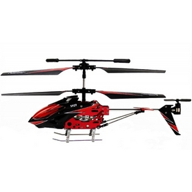 Фото 2 к товару Вертолет на инфракрасном управлении 3-к WL Toys S929 с автопилотом красный