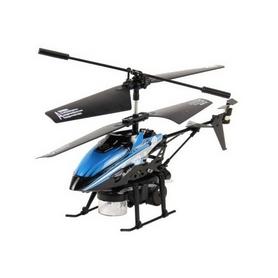 Вертолет на инфракрасном управлении 3-к WL Toys V757 BUBBLE синий