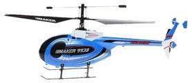 Фото 2 к товару Вертолет радиоуправляемый 4-к Xieda 9938 Maker синий