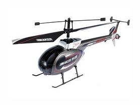 Фото 2 к товару Вертолет радиоуправляемый 4-к Xieda 9938 Maker серый