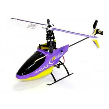 Вертолет радиоуправляемый 4-к Xieda 9958 фиолетовый
