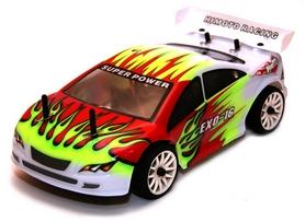 Фото 3 к товару Автомобиль радиоуправляемый Himoto EXO-16 HI4182g Brushed 1:16 green