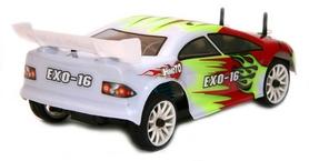 Фото 4 к товару Автомобиль радиоуправляемый Himoto EXO-16 HI4182g Brushed 1:16 green