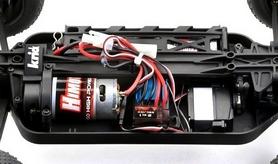 Фото 3 к товару Автомобиль радиоуправляемый Himoto Багги Tanto E10XBr Brushed 1:10 red