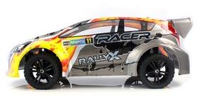 Автомобиль радиоуправляемый Himoto Ралли RallyX E10XRg Brushed 1:10 silver