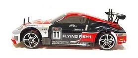 Фото 2 к товару Автомобиль радиоуправляемый Himoto Дрифт DRIFT TC HI4123n Brushed 1:10 (Nissan 350z)