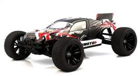 Автомобиль радиоуправляемый Himoto Трагги Katana E10XTLb Brushless 1:10 black
