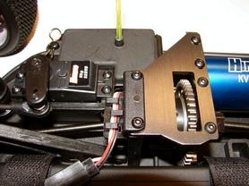 Фото 4 к товару Автомобиль радиоуправляемый Himoto Багги Shootout MegaE8XBLr Brushless 1:8 red