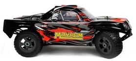 Фото 2 к товару Автомобиль радиоуправляемый Himoto Шорт Mayhem MegaE8SCLr Brushless 1:8 red