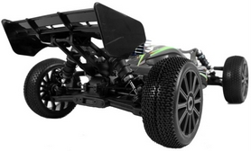 Фото 2 к товару Автомобиль радиоуправляемый Himoto Багги Firestorm N8XBg NITRO green