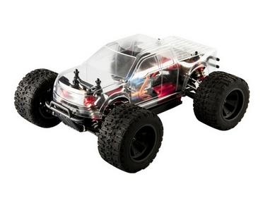Автомобиль радиоуправляемый LC Racing Монстр MTH 1:14 бесколлекторный