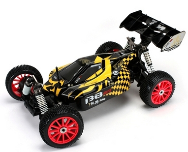 Автомобиль радиоуправляемый Team Magic Багги B8ER 1:8 black