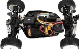 Фото 2 к товару Автомобиль радиоуправляемый Team Magic Багги B8ER 1:8 black