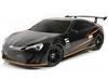 Автомобиль радиоуправляемый Team Magic Дрифт E4D MF Toyota GT86 1:10 black - фото 1
