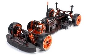 Автомобиль радиоуправляемый Team Magic Дрифт E4D MF Pro KIT 1:10 black