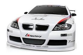 Фото 2 к товару Автомобиль радиоуправляемый Team Magic E4JR BMW 320 1:10 white