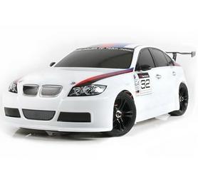 Фото 1 к товару Автомобиль радиоуправляемый Team Magic E4JR II BMW 320 1:10 white
