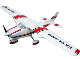 Фото 1 к товару Самолет радиоуправляемый VolantexRC Cessna 182 Skylane TW-747-3
