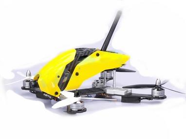 Квадрокоптер гоночный Tarot 280C FPV Racing TL280C-SET