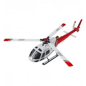 Вертолет радиоуправляемый 3D WL Toys V931 FBL бесколлекторный красный