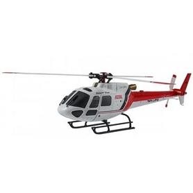 Вертолет радиоуправляемый 3D WL Toys V931 FBL бесколлекторный красный - Фото №2