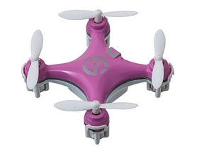 Квадрокоптер нано Cheerson CX10 розовый