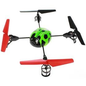 Квадрокоптер WL Toys V929 Beetle зеленый